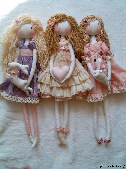 Куклы лалалупси своими руками сделать как фото 969