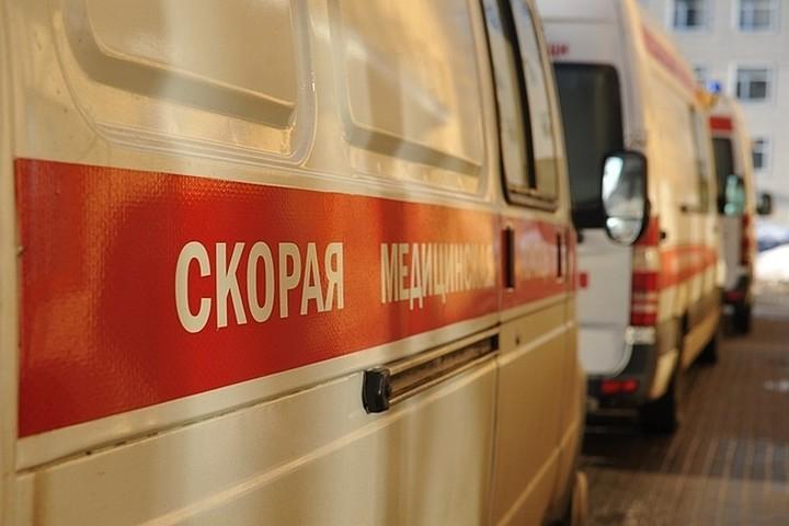В Москве мужчина ради победы в споре прострелил себе ногу