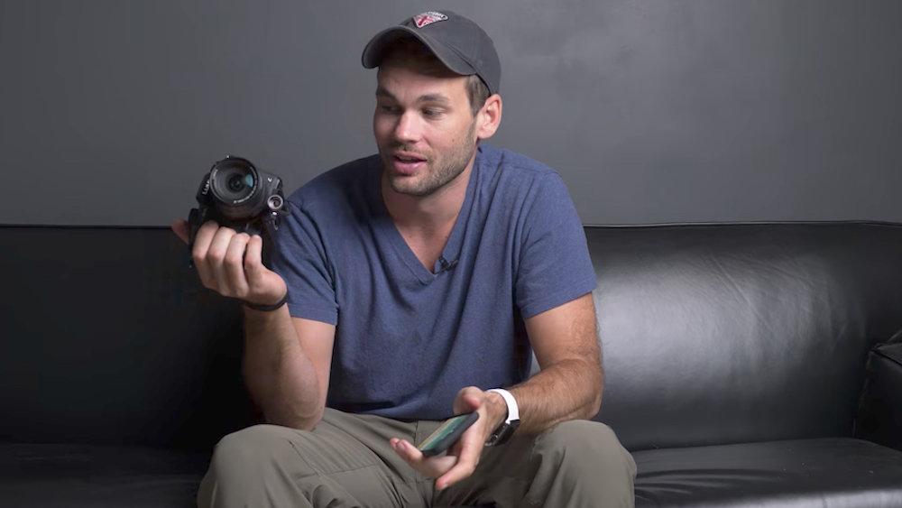 Видео: Камеру iPhone X сравн…