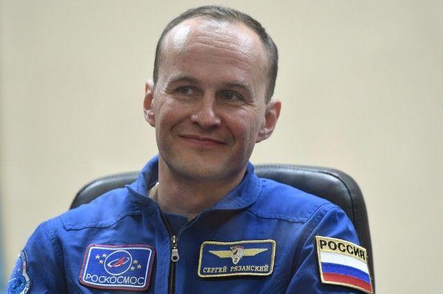 Сергей Рязанский покидает отряд космонавтов