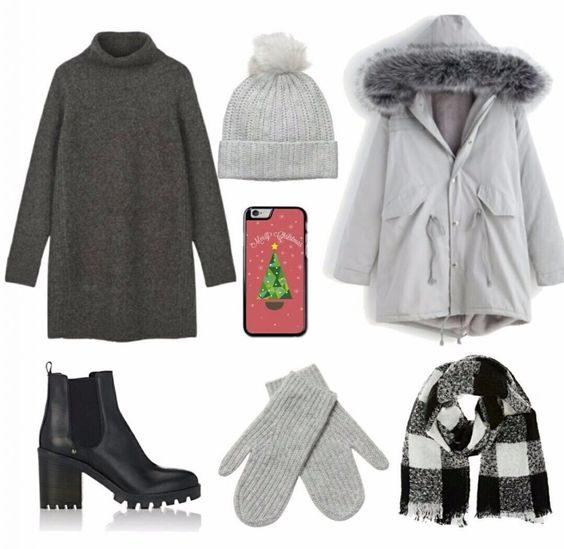 15 стильных образов этой зимы