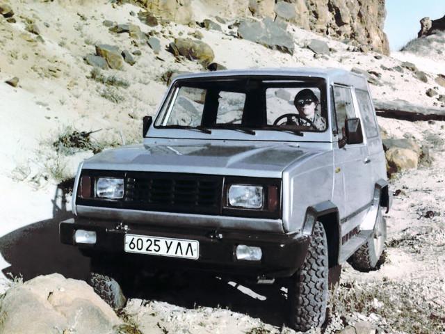 37. Гражданская модификация ГАЗ 3171 авто, история, ссср