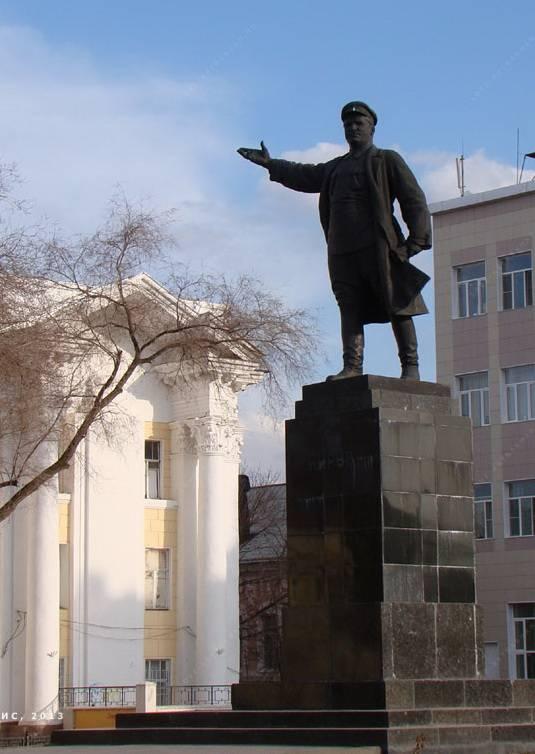 Киров и судьба Астраханской …