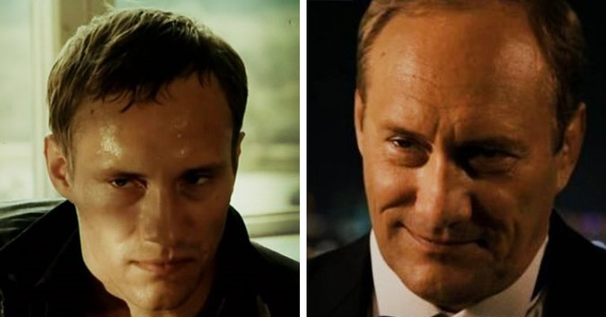 Евгений Сидихин, 52 года «За последней чертой» (1991) — «Безбашенный Ник» (2016)
