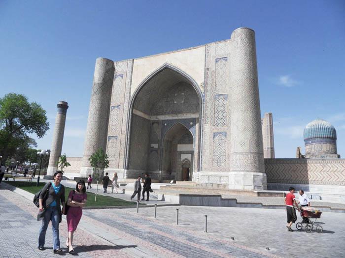 Таинственная Средняя Азия. Казахстан - Узбекистан - Таджикистан - Киргизия.  Аральское море Часть 1