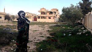 Провинция Дераа оживает благодаря помощи российских военных