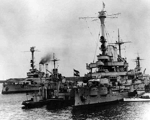 Операция «Регенбоген»: зачем после Второй мировой немцы потопили все свои корабли