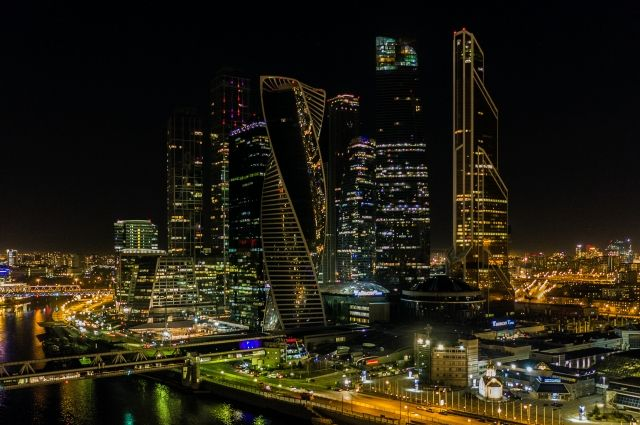 В «Час Земли» отключат подсветку Кремля, Зарядья и Большого театра