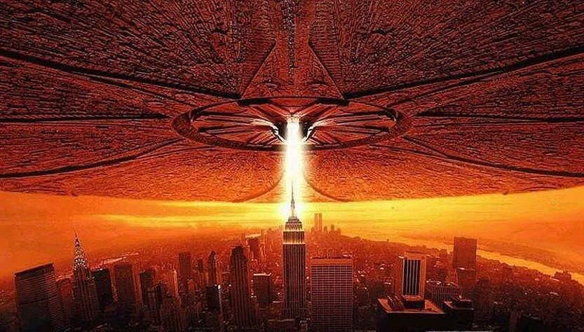 Война с пришельцами неминуем…