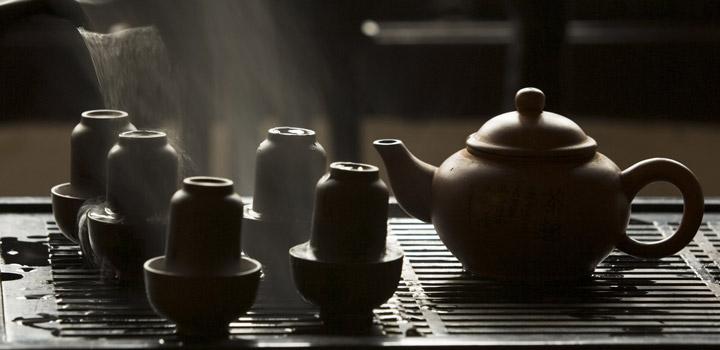 Притча о мастере чайных церемоний