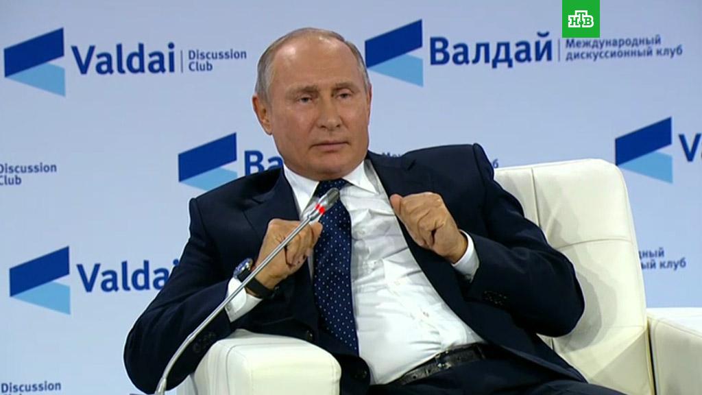 Путин о возможной ядерной войне: «Мы попадем в рай, а они — просто сдохнут»