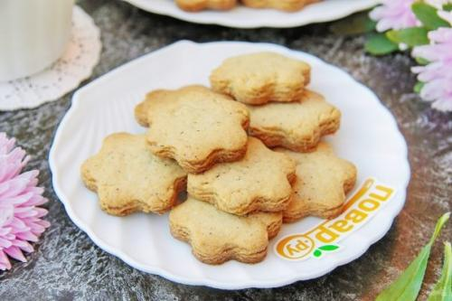 Печенье с мускатным орехом.