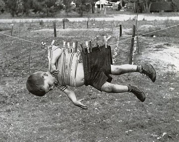 Беззаботное детство — лучшая пора. Эти фото — лучшее тому подтверждение!