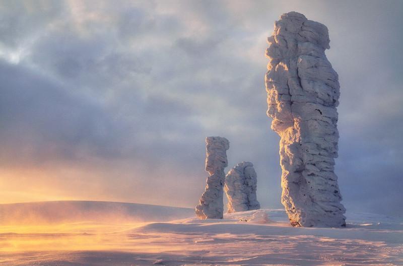 Маньпупунёр, Россия в мире, красота, пейзажи, планета