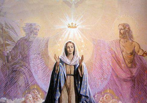 песня молитва царица небесная