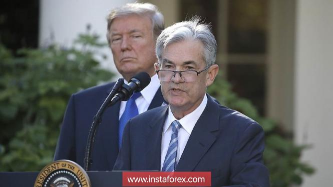 EURUSD: Карьера действующего председателя ФРС Пауэлла под угрозой. ФРС создают угрозу американской экономике