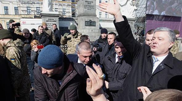 """Осторожно, двери закрываются! Доедет ли Порошенко до станции """"Банковая"""""""