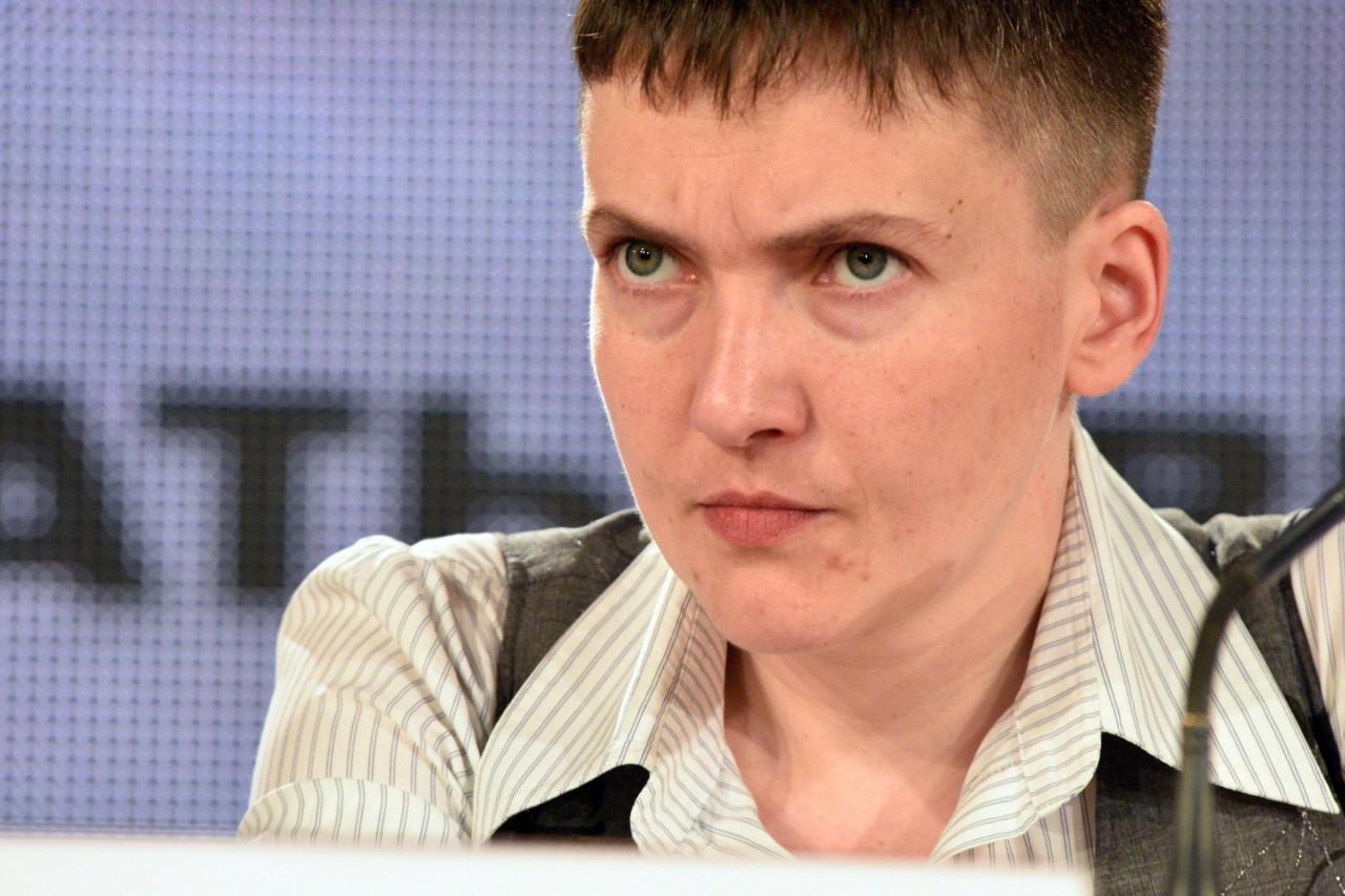 Савченко заявила, что украинцам не нужен президент