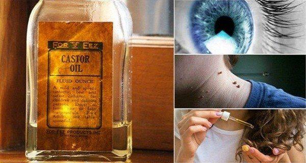 12 необычных применений касторового масла