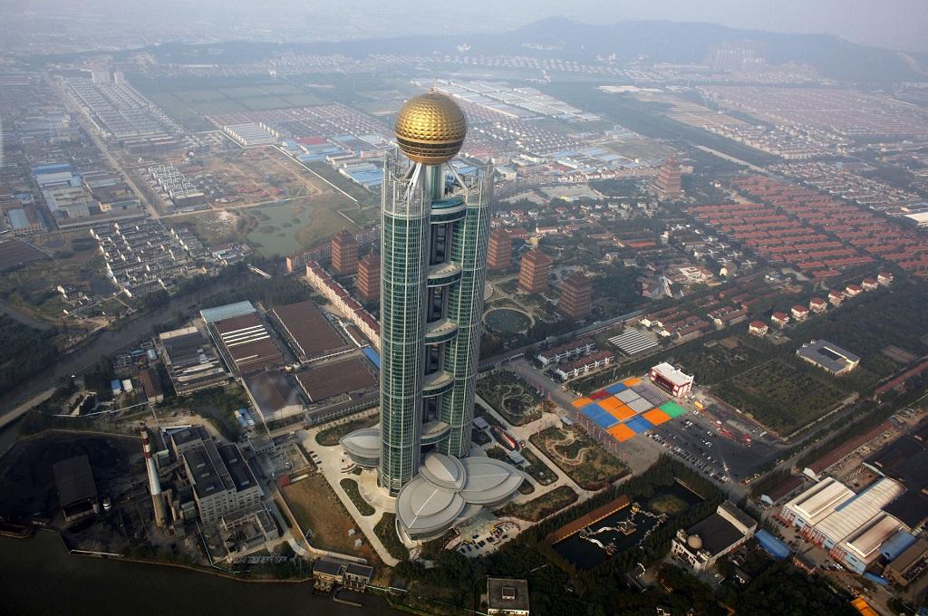 Хуаси – деревня Миллионеров в Китае