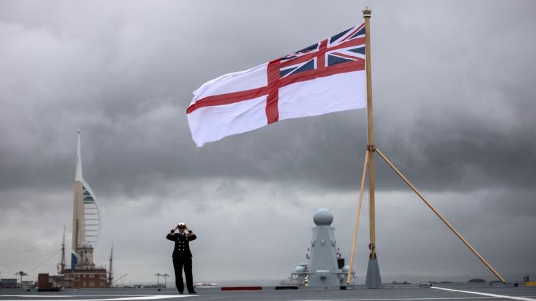 Sun: британские военные грозят России с борта нового авианосца