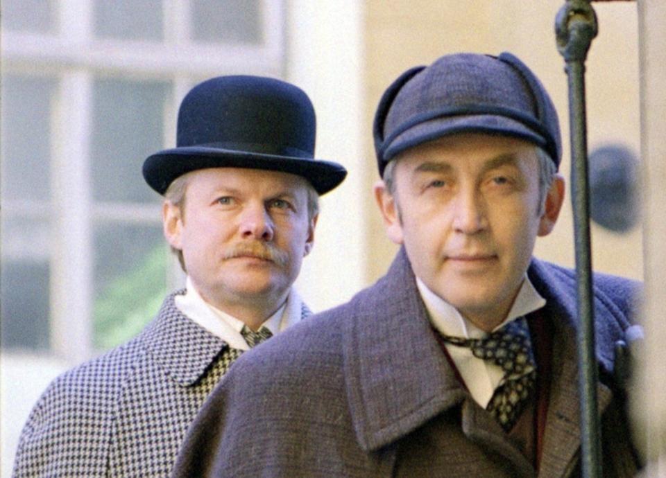 """5 киноляпов из """"Приключений Шерлока Холмса и доктора Ватсона"""""""