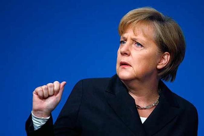 Комсомольская ПРАВДА: Почему Ангела Меркель боится «дрезденского майдана»