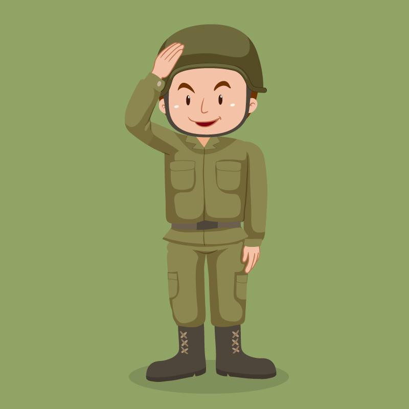 Анекдот о том, как генерал солдату вопросы задавал