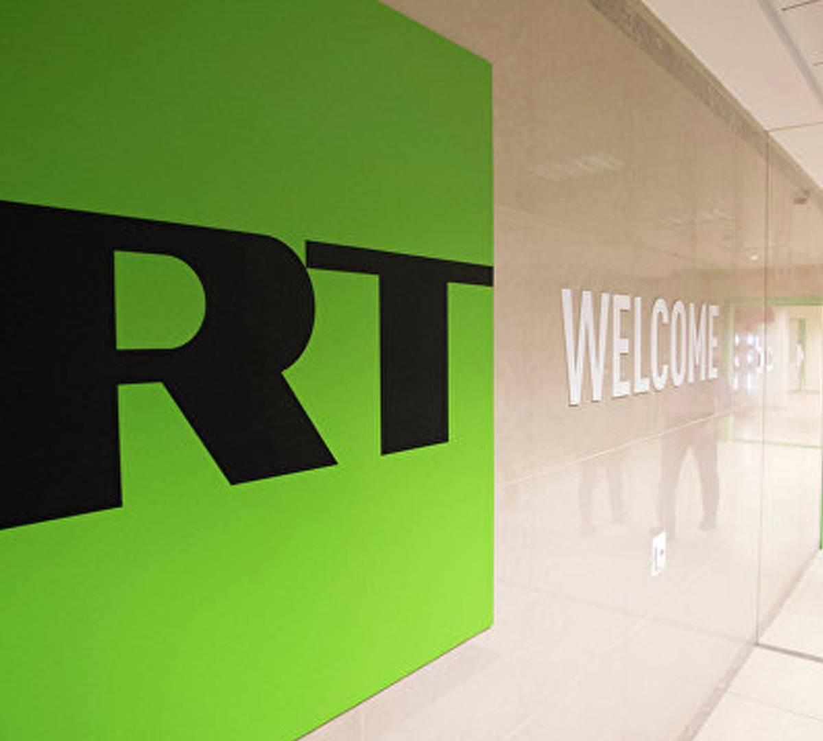 Майданутые потребовали закрыть RT во Франции