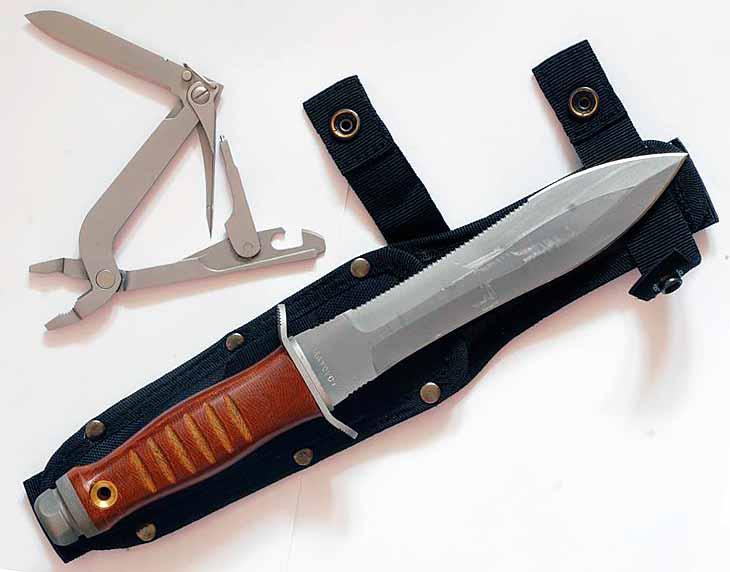 Ножи российских спецподразделений