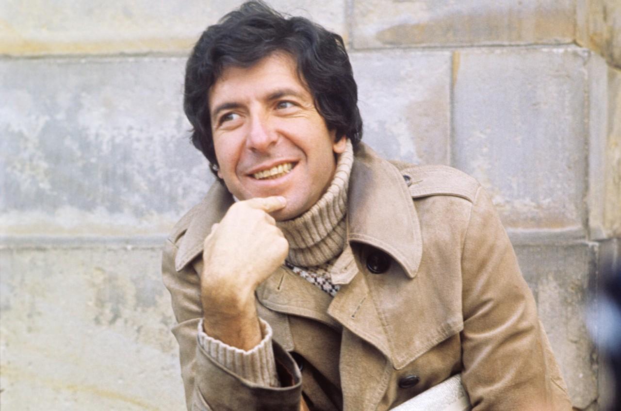 "Leonard Cohen – ""Hallelujah""/ Леонард Коэн - ""Аллилуйя"" и другие песни"