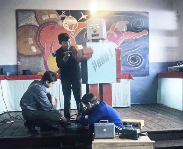 Кружок робототехники СССР, детство, кружки