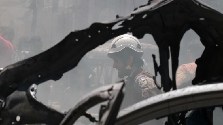США и их союзники обсуждают эвакуацию «Белых касок» из Сирии