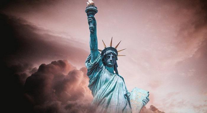 Крах США