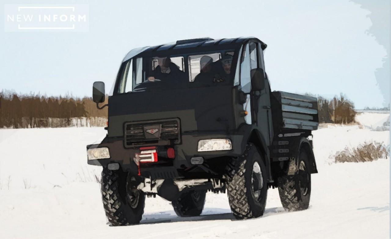 Новейший трактормобиль РФ: возрождение производства Silant идет полным ходом