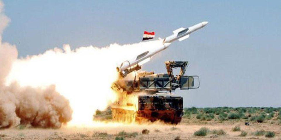 ПВО Сирии отбили атаку на ав…
