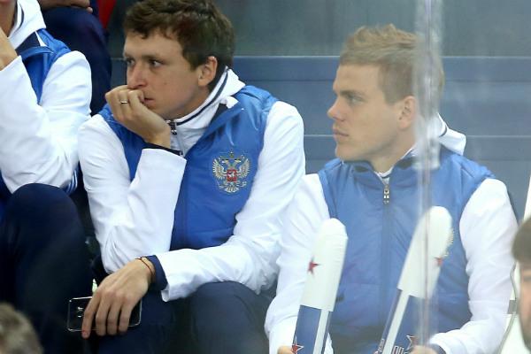 По делу драчунов Кокорина и Мамаева арестован еще один футболист