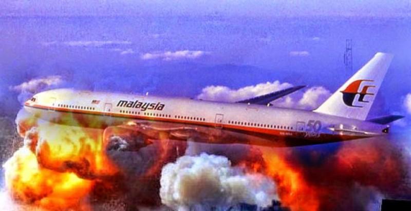 Крушение Боинга MH17: в деле появился смертельный вопрос