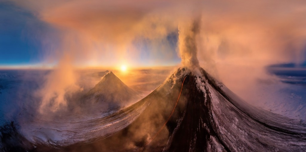 Золотой вулкан