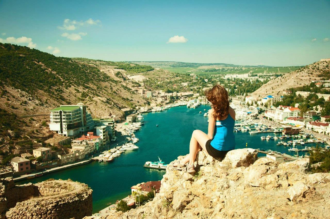 Крым открыл курортный сезон 2017