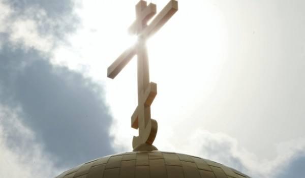 Патриарх Кирилл освятил Храм…