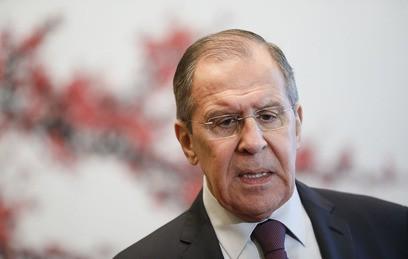 Лавров предостерег Запад от новых ударов по Сирии