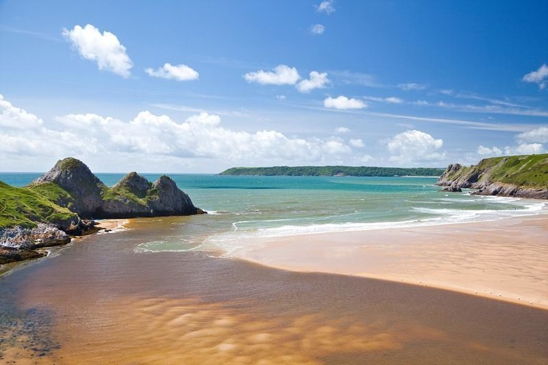 5. Шикарный вид в мире, красивые места, мир, неожиданно, пляж, путешествия, туризм, фото