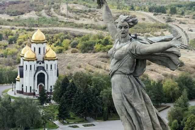 Самые высокие памятники мира