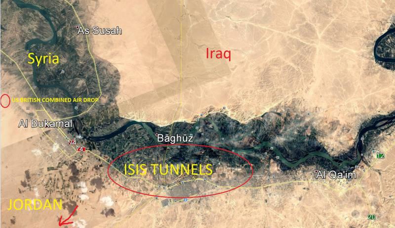 Западные СМИ дружно молчат о поражении от ИГИЛ