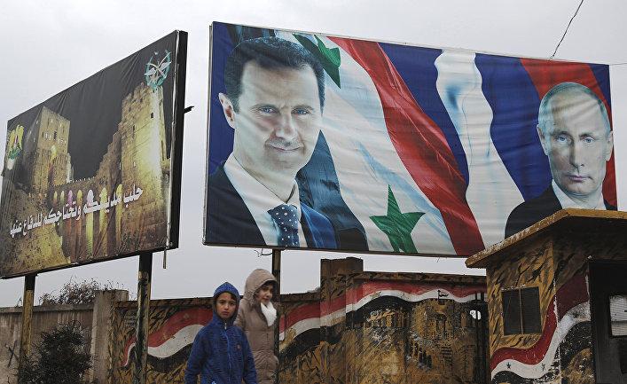 Пусть Россия восстанавливает Сирию — США не должны платить за это