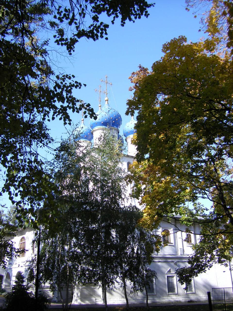 Прогулка по Коломенскому. Часть 2.