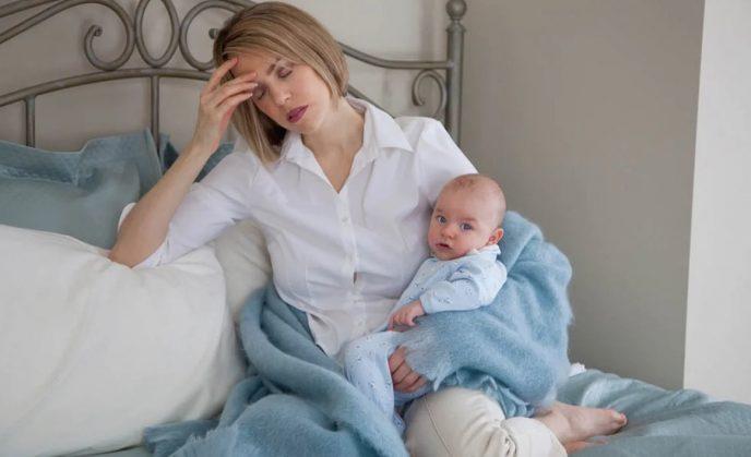 Хронически-беременная мать-к…