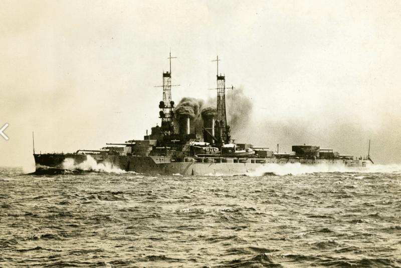 Соперничество линейных крейсеров. Нереализованные проекты