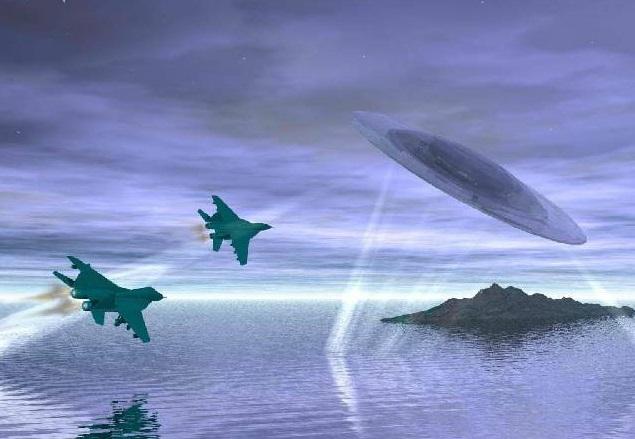 Нападение НЛО на российские истребители. Чем все заканчивалось